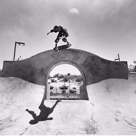 @rylanmancilla nosegrind over the bell