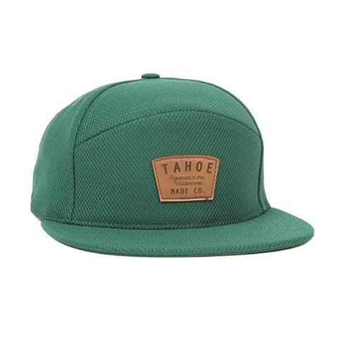 The Made Co. cap in dark green. Dyed with kale. Just kidding, but did you know that there are over 50 varieties of kale and it has been in cultivation for over 6000 years? How neat is that? _ #tahoemade #thisistahoe