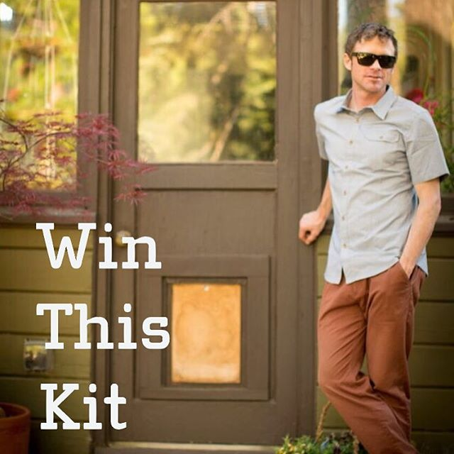 Contest time!  To celebrate the success of our new Summer line we're giving away this kit (Phil A Shirt, Dacker Chino Pants or Shorts) and a $50 gift card to flylowgear.com to 3 winners. To enter: Like @flylowgear  Tag three friends that like...