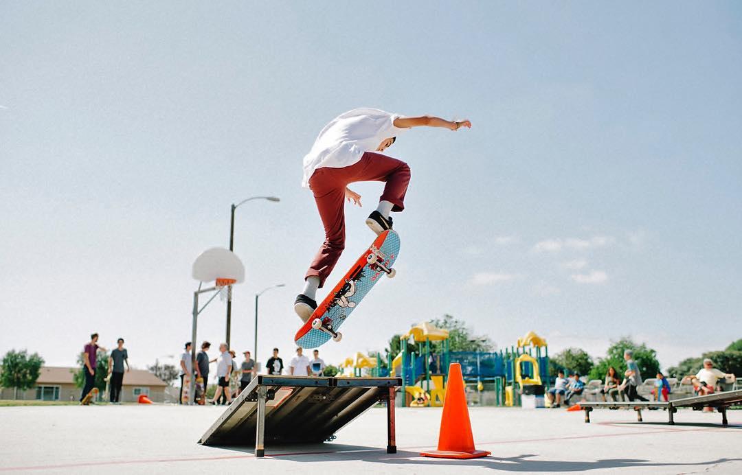 FRESHPARK! #freshpark #skate #skateramps
