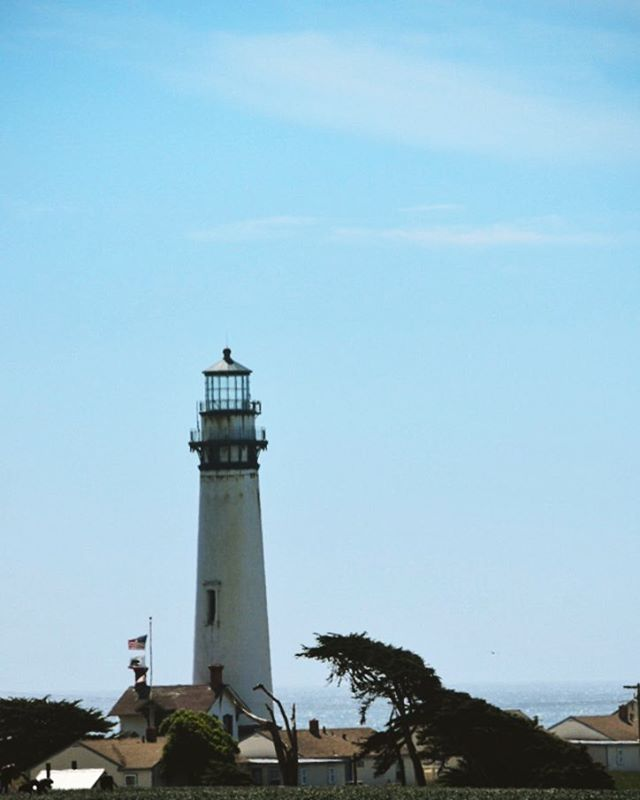 Boy, there sure are a lot of lighthouses in California...and happy Friday! #stokedgoods