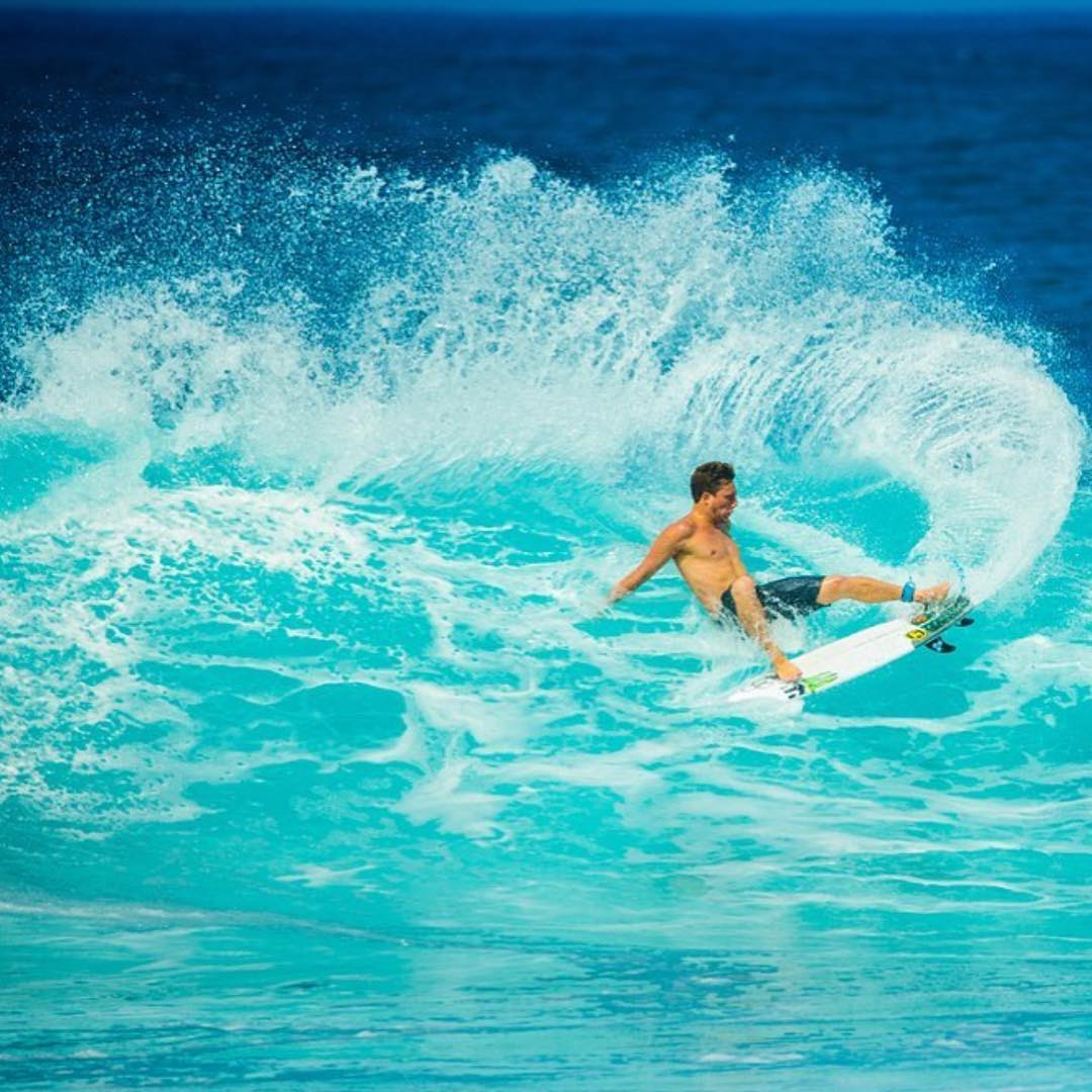 This week is blown out! Bring on the weekend! #powersurfing - #VonZipper #SupportWildLife