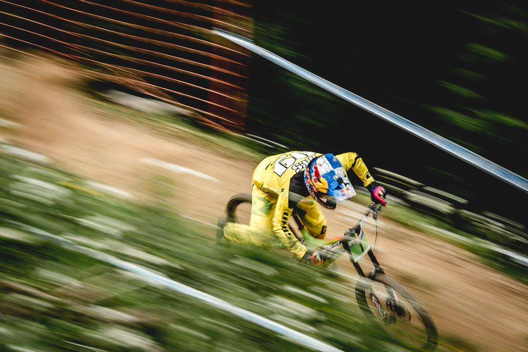 Siiiick! Congrats to @finniles for taking the Junior win out in Switzerland... Finn is showing amazing consistency as a first year junior! Stoked for you @teamspecializedgravity Photo @davetrumporephoto #SixSixOne #661Protection #ProtectFun