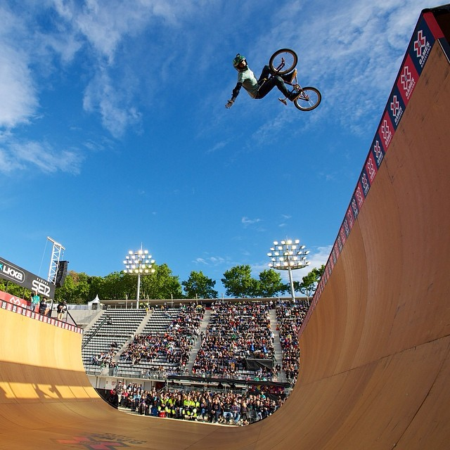Looking back at @jamiebestwick boosting as we countdown to #XGamesAustin June 5-8! Photo: @wilhelmvisualworks