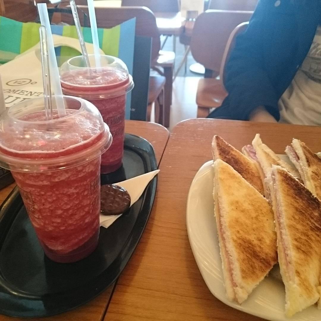 Desayuno / almuerzo / merienda
