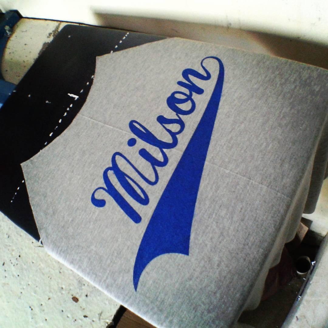 Milson®. ⚾