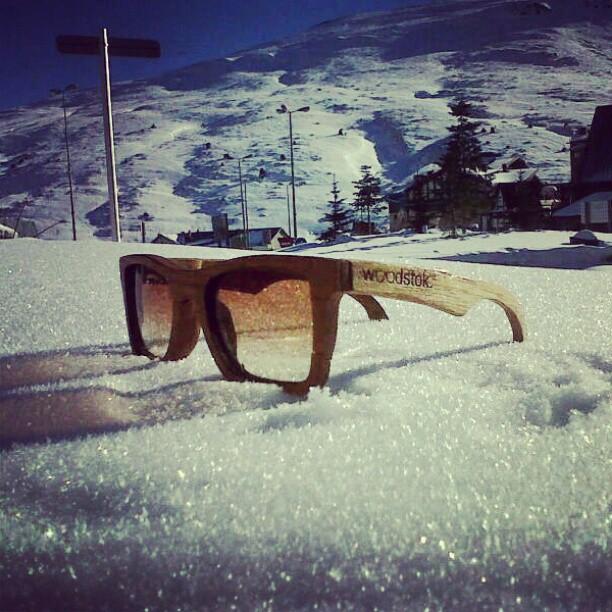 Wstk en la nieve!
