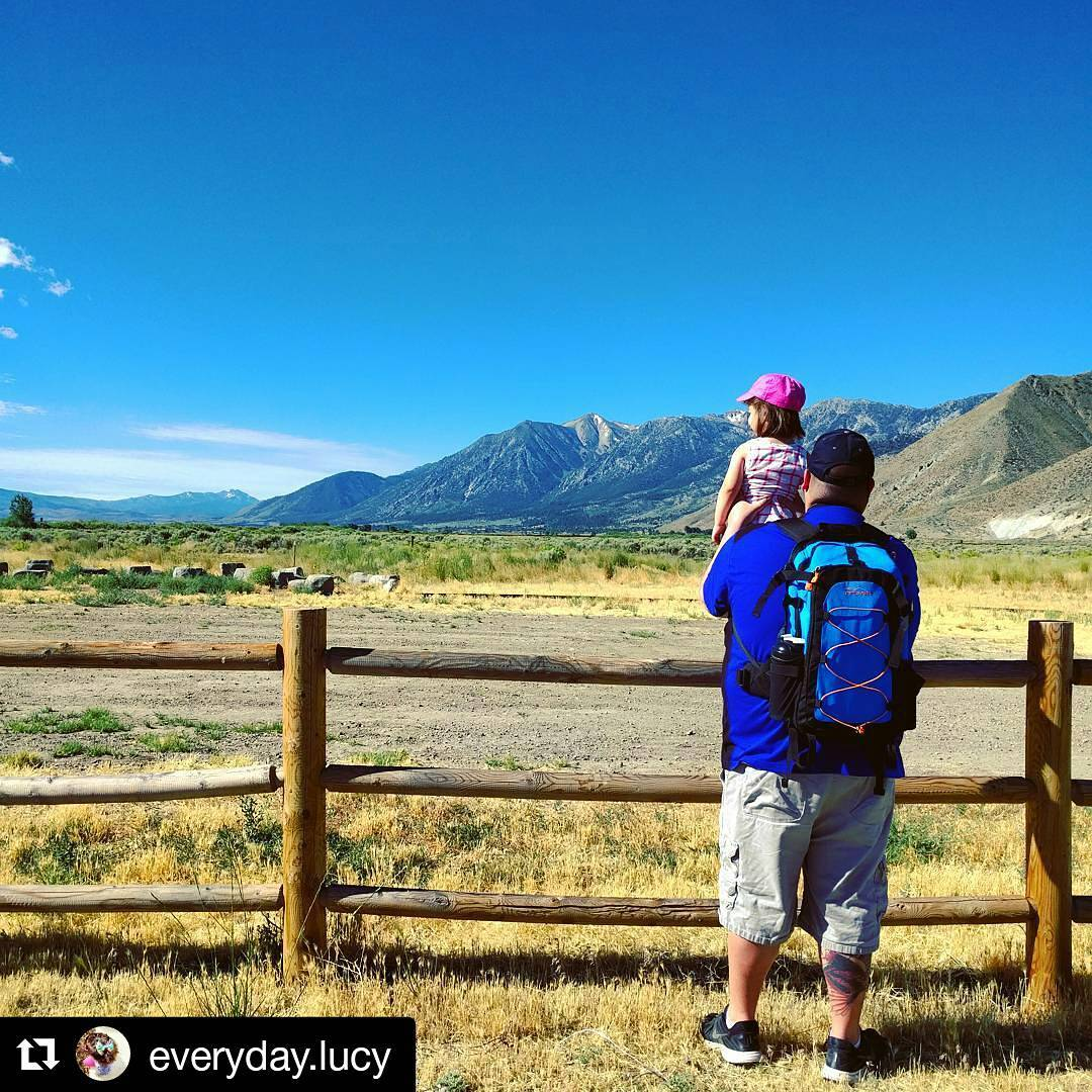 Getting out and about with the Cascade in #northernnevada. Thanks for the great shot @everyday.lucy ! #getoutside #hike #family #adventure #graniterocx #outdoorsrocx