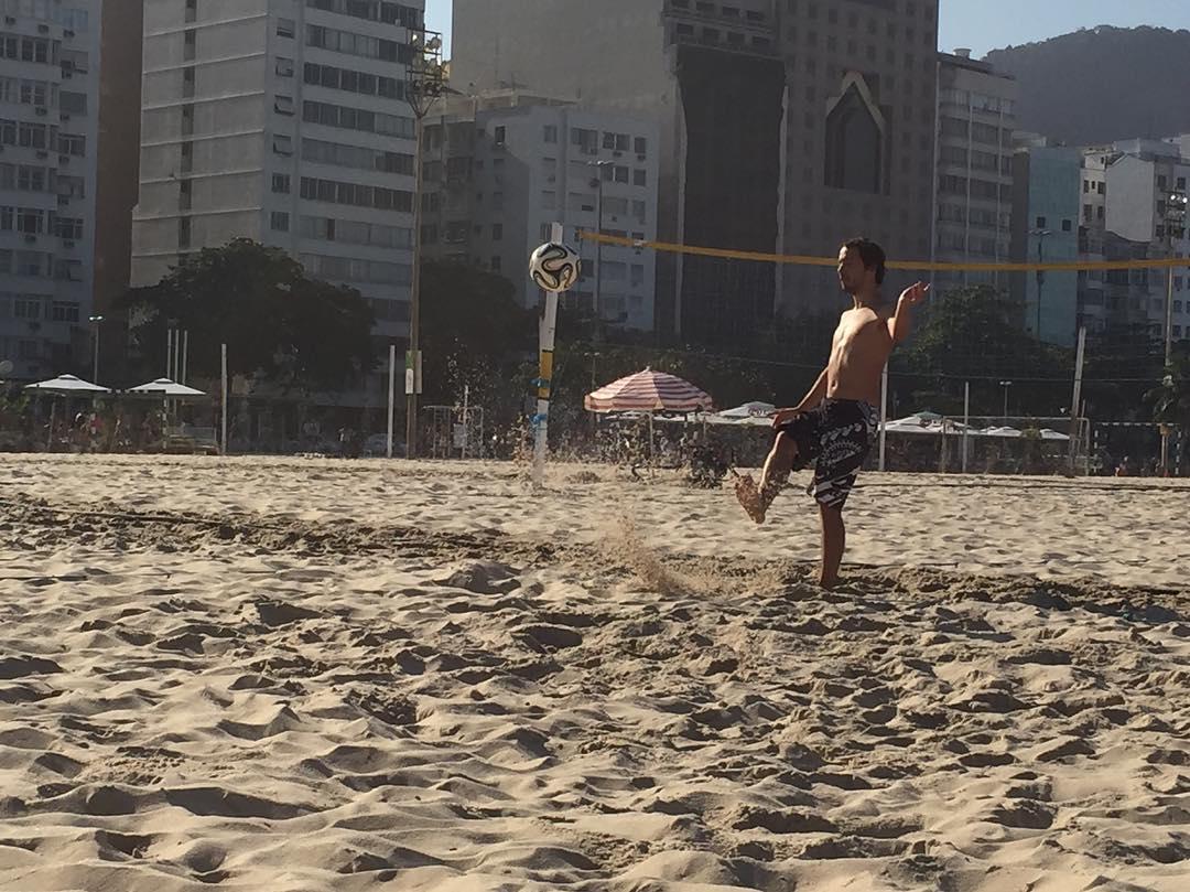 #futevoleirj #RJ #021 #choreandoforte #carioquissimo #Rio2016