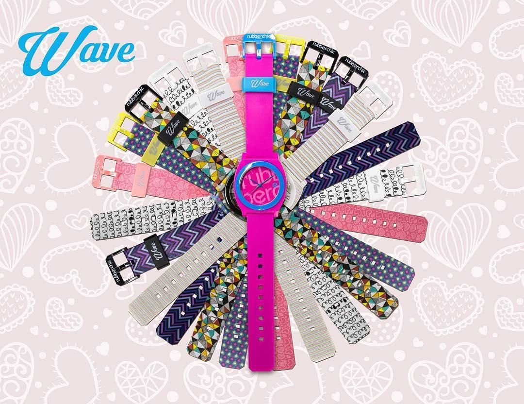 Elegí tu Wave de Domingo! Muchas colores para terminar el fin de semana!  Toda la colección Wave en: http://rubberchic.net/coleccion/wave/ #ItsRubberTime #Wave