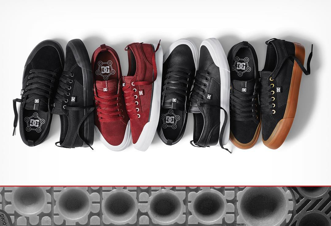 There's lots of new colors of the Evan Smith S to choose from for Fall. Get a pair at your local skate shop or DCShoes.com/EvanSmith. @starheadbody #dcshoes #DCEvanSmith