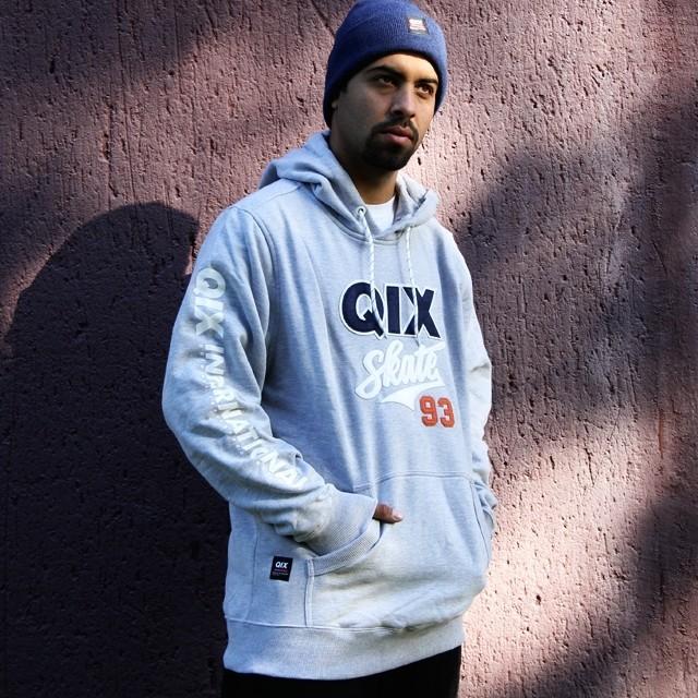 Moletom #qix pra garantir o estilo neste inverno! #qix #qixskate #streetwear Moletom Front Pocket - LOJAQIX.COM.BR