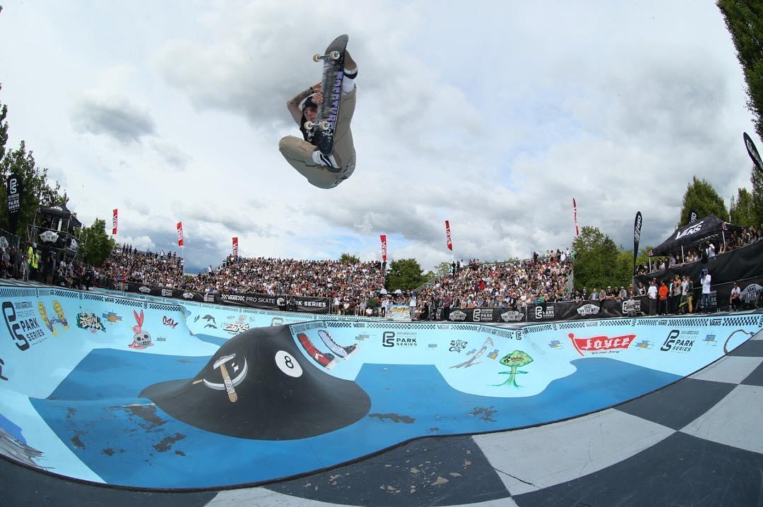 El sábado pasado se corrió la tercera fecha del @vansparkseries. Más data en vansparkseries.com POSICIONES 1- Ivan Federico