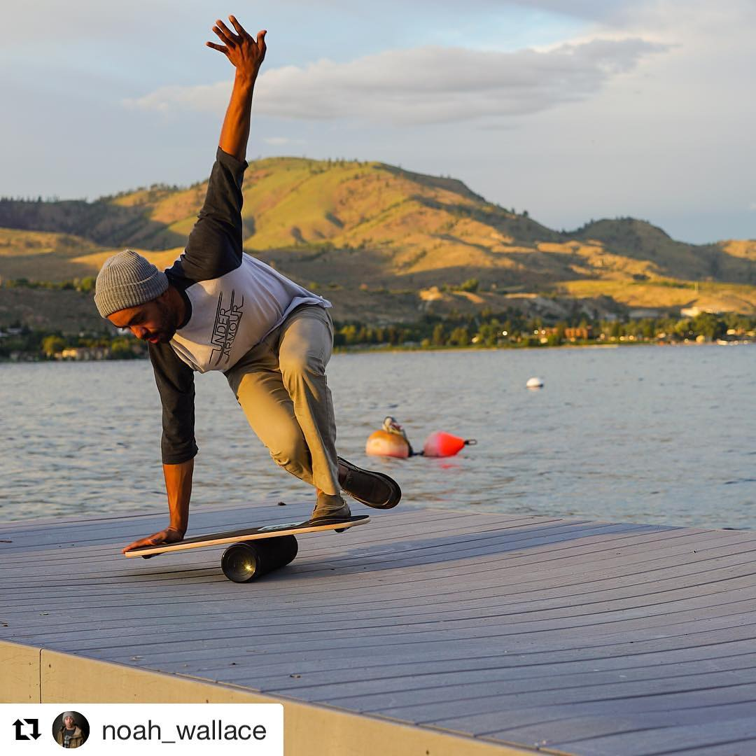 @noah_wallace with an amazing shot on his Revolution 101!!