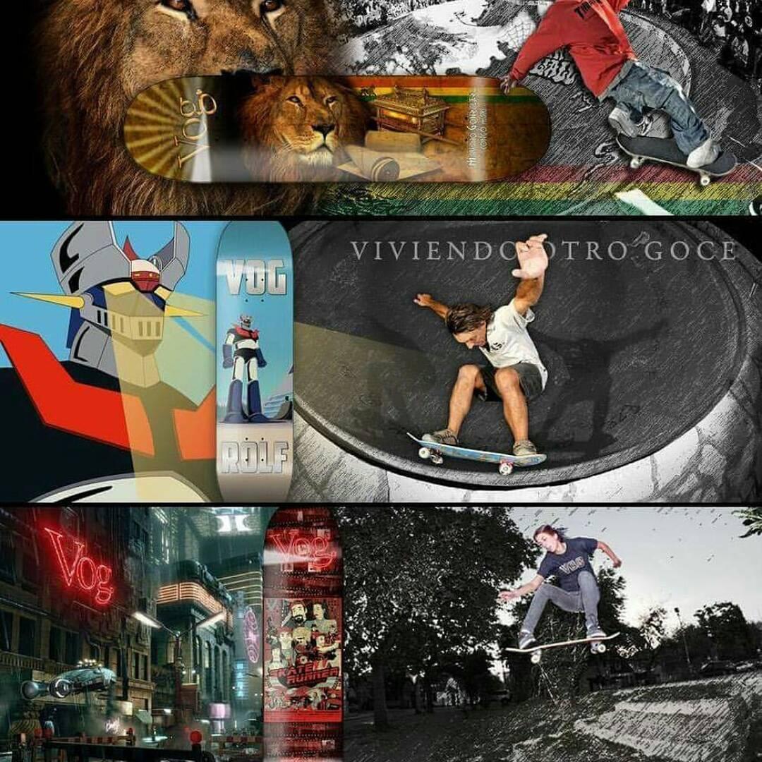 Reposicion maples #vogskateboards #vogviviendootrogoce #viviendootrogoce diseños: @sk8r_drummer