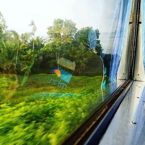 Aboard the sleeper train to Suratthani, Thailand. Thanks for the share @npschmitt! #MHMgear #PacksElevated #AdventureCapitalists