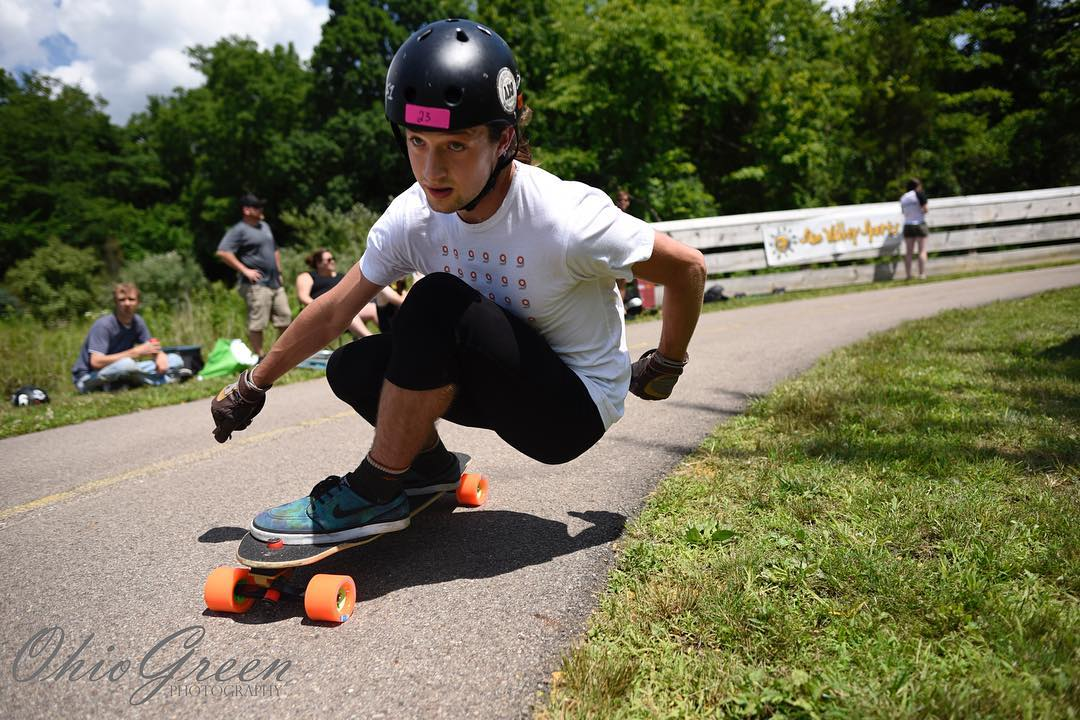 #OrangatangAmbassador @averywilcox with his eyes on the price while gripping a left on his shinny #orange #kegels