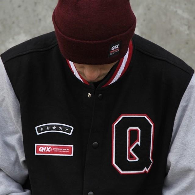 Detalhes que fazem a diferença ✨ #qix #qixskate #streetwear College Traditional - LOJAQIX.COM.BR