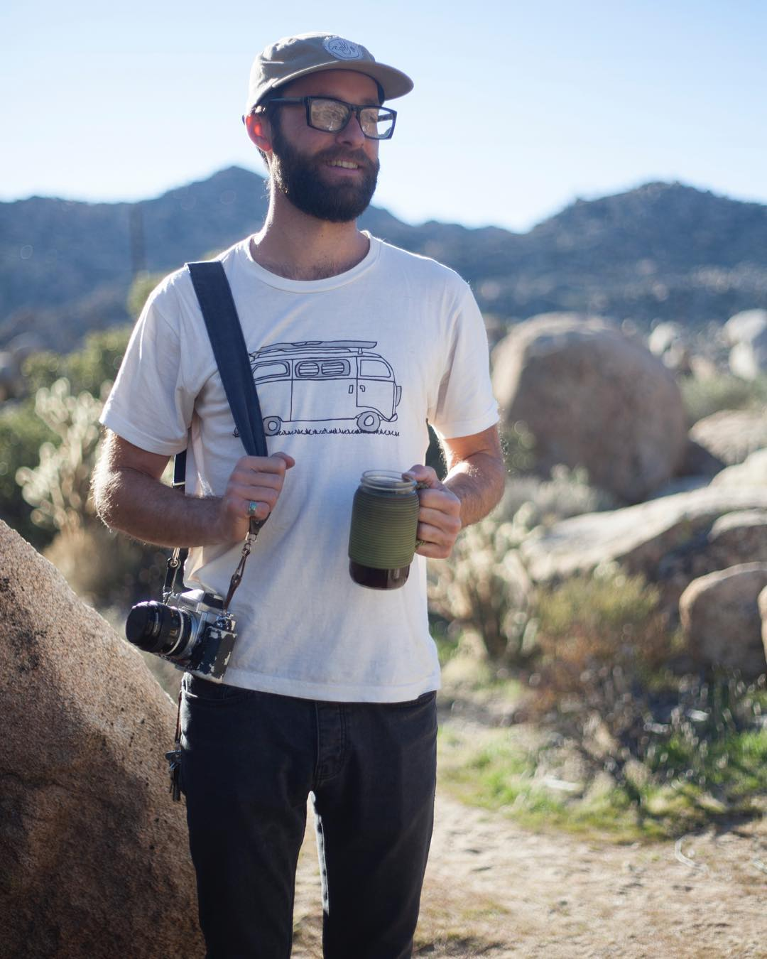 ~ Adventure Pack ~  Two things we bring on every journey.  1) The Adventure tee, and  2) The Adventure Mug.  Both made right here in the USA, both ready and willing to go anywhere your heart desires. Both available in our online shop, link is in da...