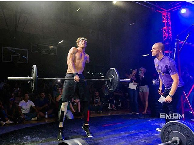 Now this. is. inspiration. @aldridgelogan, the #crossfit machine living a #lifewithoutlaces
