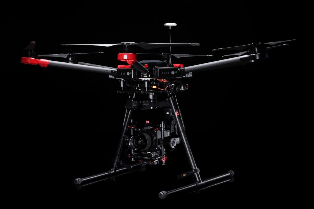 Today, the pinnacle of camera technology meets aerial perfection to create history. Introducing the DJI M600 + @Hasselblad_Official A5D combo!
