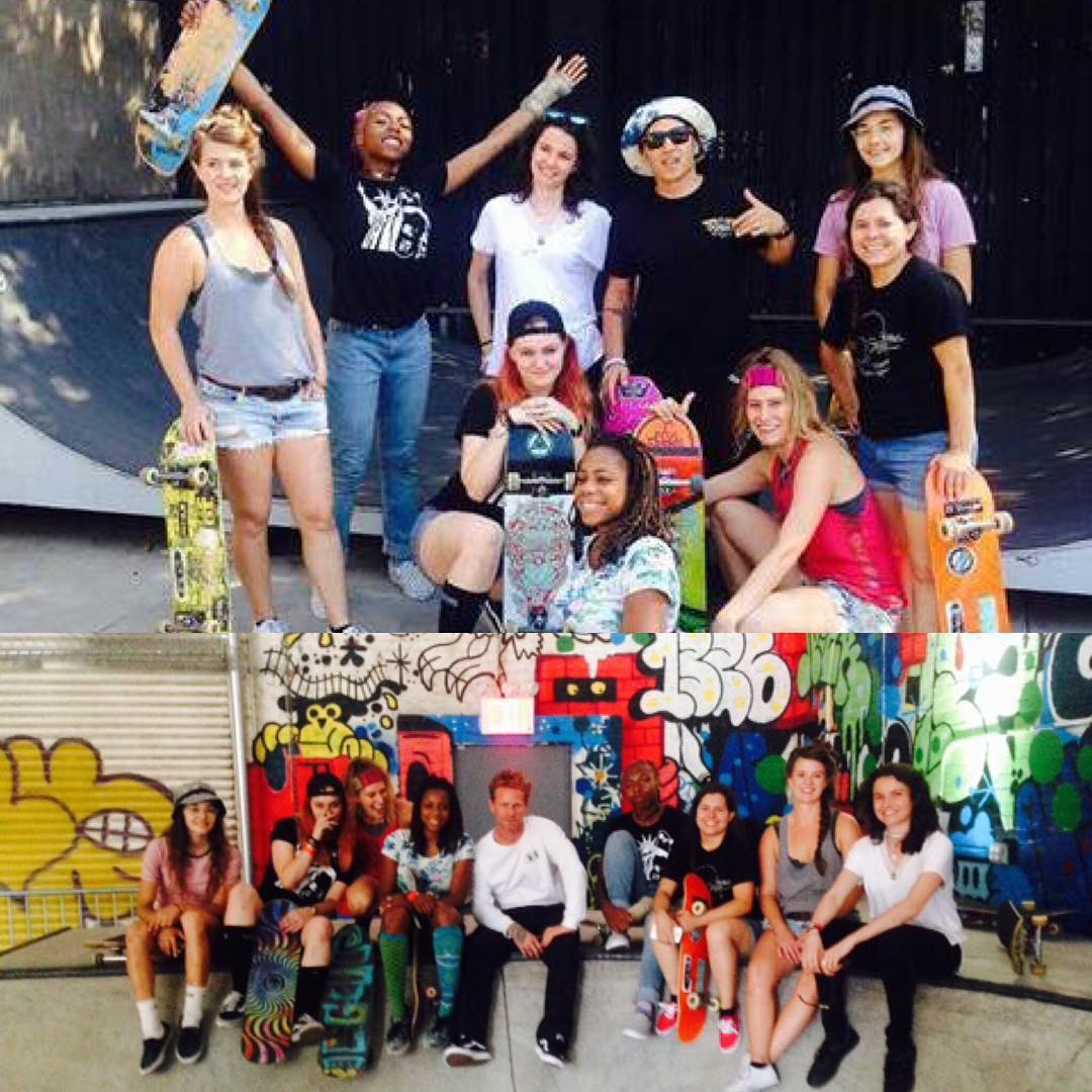 So much fun @houseofvansbk yesterday filming for a @dinosaurjr video with @christianhosoi and @ave