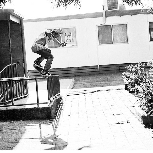 Happy Birthday @joelmcilroy hope its as sick as this front crook pop. #mystery4life photo: @jasonmorey