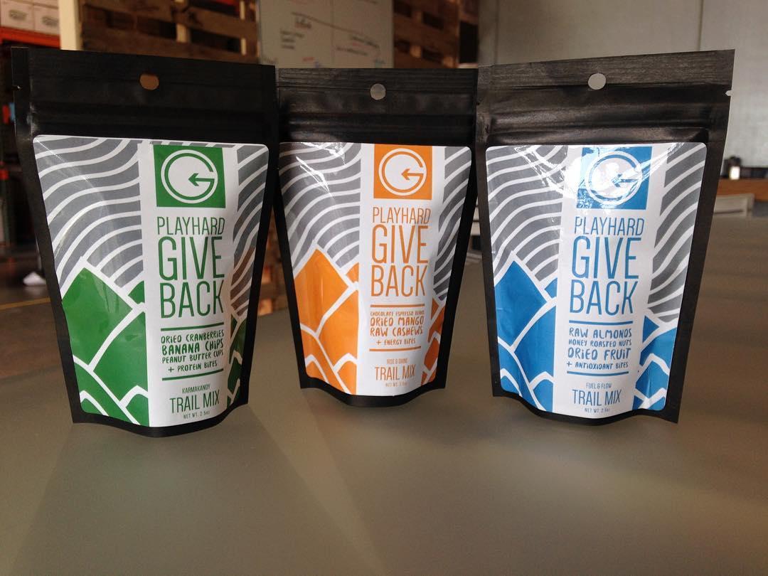 Ooooo.  So fresh, so clean.  How do ya'll like our new #PHGB 2.5oz bags?
