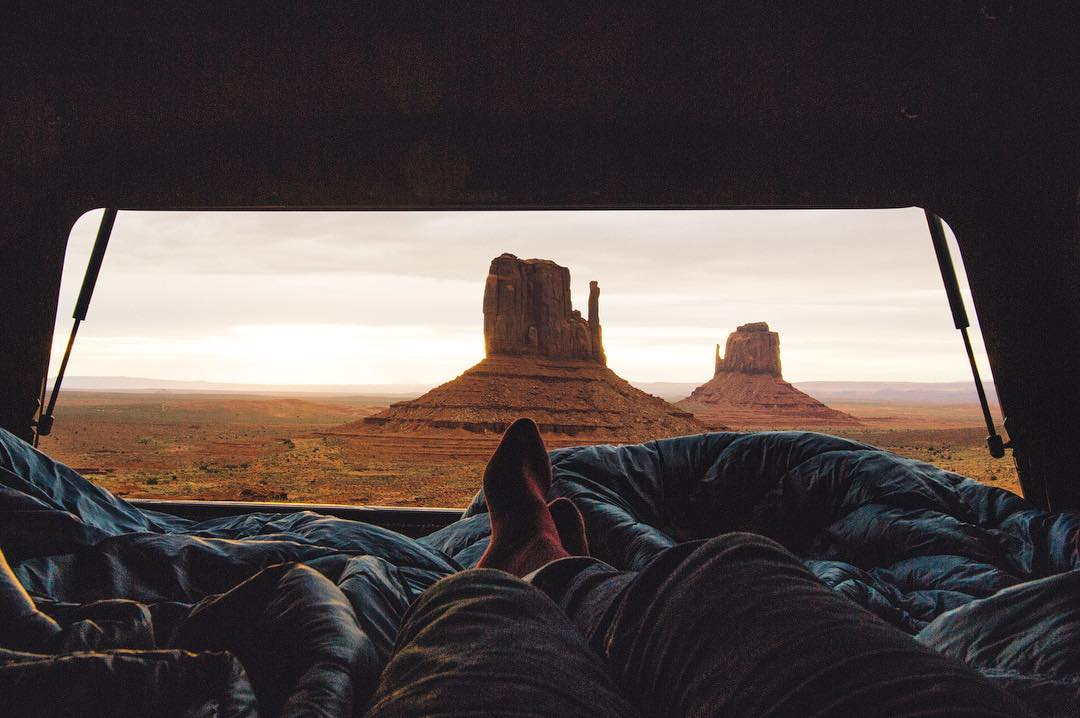 #streetsuite Monument Valley... Taking it in.