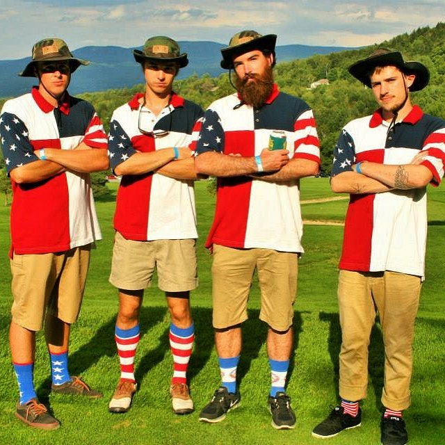 Seriously? You haven't signed up yet! 4th Annual High Fives Charity Golf Tournament, Friday, August 12th. Link in bio.