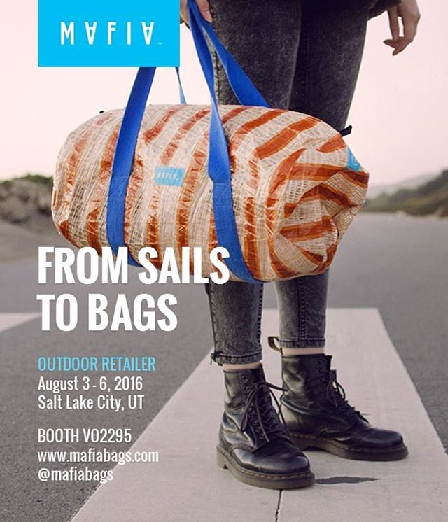 We are getting ready for @outdoorretailer // news products, friends and fun time coming soon. August 3 - 6, 2016  Salt Lake City, UT  Booth VO2295