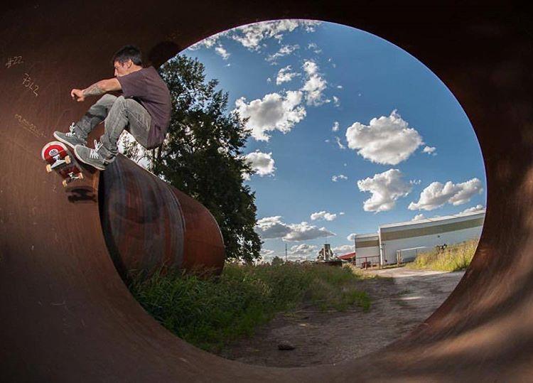 #lucasmiranda profeta en su tierra #believeskateboards