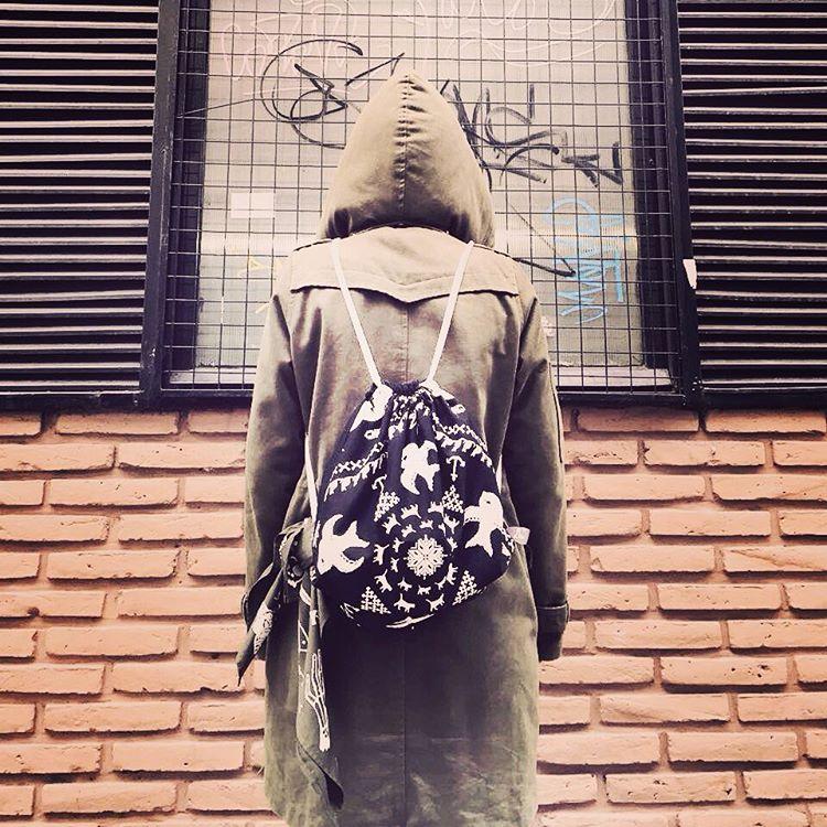 UR style #moda #pixelart #pixel #palermo #bandana #mochila #style #bandana