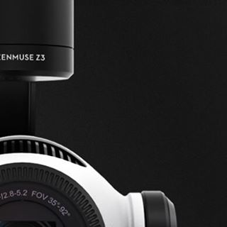 Get Closer, See More. Introducing the new DJI Zenmuse Z3 aerial zoom camera. Click the link in our bio to learn more!