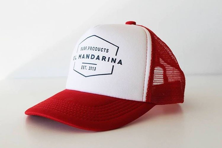 NUEVOS COLORES TRUCKER!! Red Style