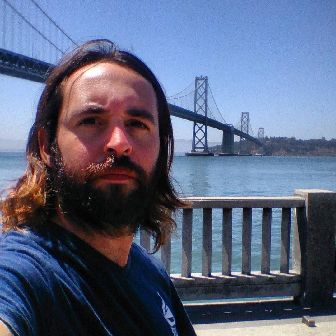 Pinto paseito por la costa. #SFWiFi #BayBridge #Frisco #USA