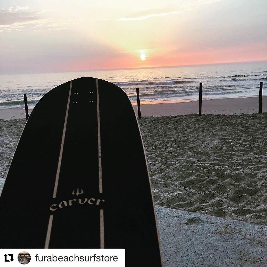 #Repost @furabeachsurfstore (via @repostapp) ・・・ Há muitos sunsets, mas o nosso é sempre especial