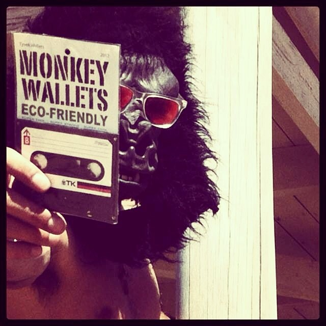#somostodosmacacos #monkeywallets @monkeywallets