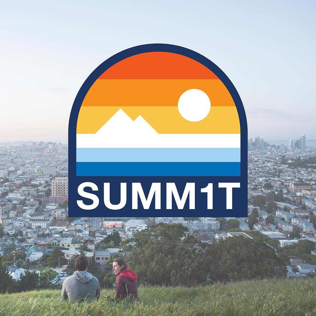 If you're in the Bay Area tonight, head over to our first annual Summ1t party! We're celebrating our recent joining of @1percentftp and our continued commitment to leaving the world a better place than we found it. Details at www.summ1t.com. #findyourpeak