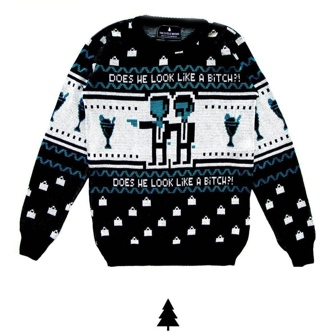 Does He Look Like Sweater!? De nuevo en stock!