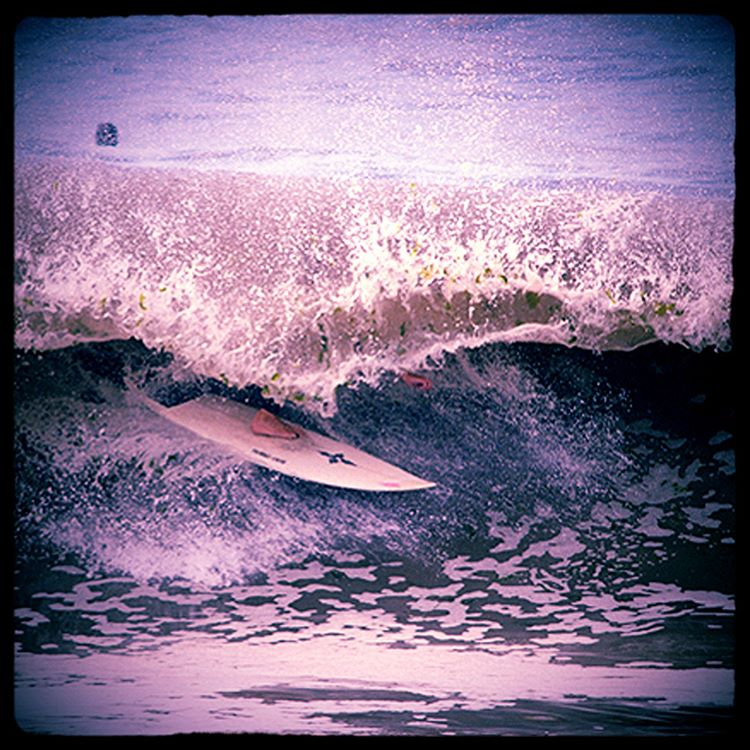 The Green Burrito. #surfing #surf #surfboards #wavetribe #waves