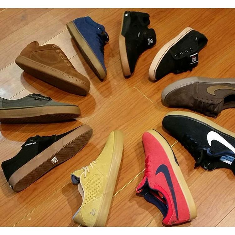 Todo lo q es #suelacaramelo #gumsole #skateboardshoes desde $950 #BluntFootwear #nikesbargentina #supraargentina #eSfootwear #emericaargentina #vansargentina