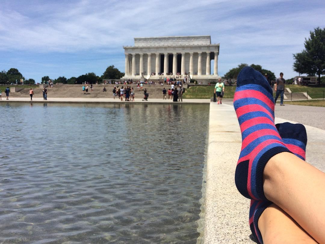 #ViernesDeViaje x #WashingtonDC #MediasConOnda #Travel with #Sztyle