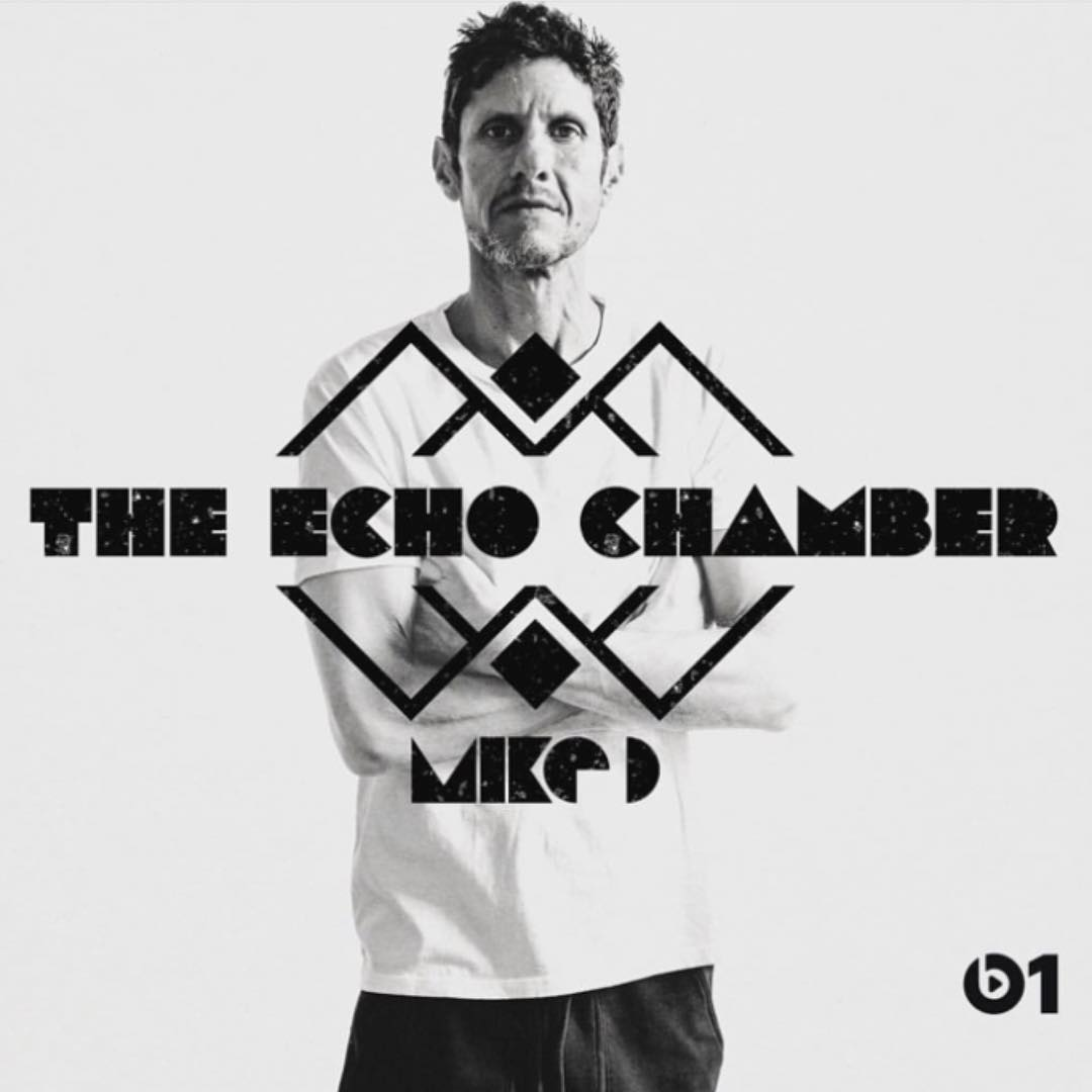 Tune in today at 12pm PST / 3pm EST for the debut of #EchoChamber, the new radio show from legendary MC and friend of #Nixon, @MikeD. Streaming on @Beats1Official. Don't miss it.