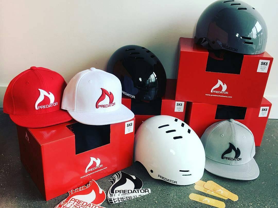 @Regrann from @edgardvovo stoked to have him represent us!!! #teambrazil -  É com muito prazer que anuncio uma nova parceria! Acabo de fechar um contrato com a marca canadense de capacete @predatorhelmets. Os produtos são de alta qualidade e tem uma...