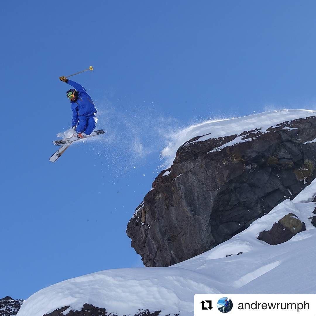 SP athlete @andrewrumph is the king of the endless winter!