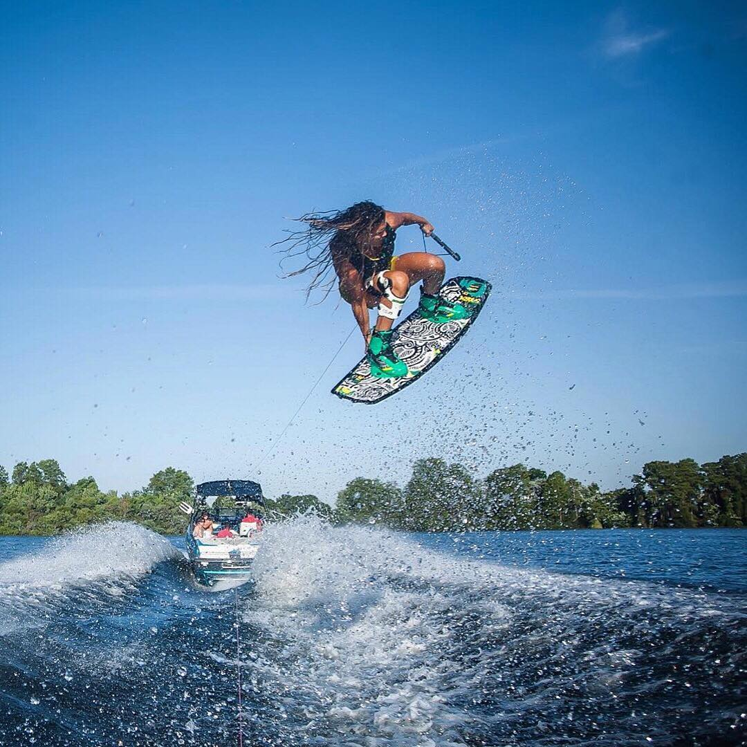 Don't forget! Tomorrow is Ambush Gives Back hosted by @ambushboardco at Terminus Wake Park in Cartersville, GA. Get out there and enjoy a day full of wakeboarding, music, food, and raffles all benefitting B4BC. We can't wait!