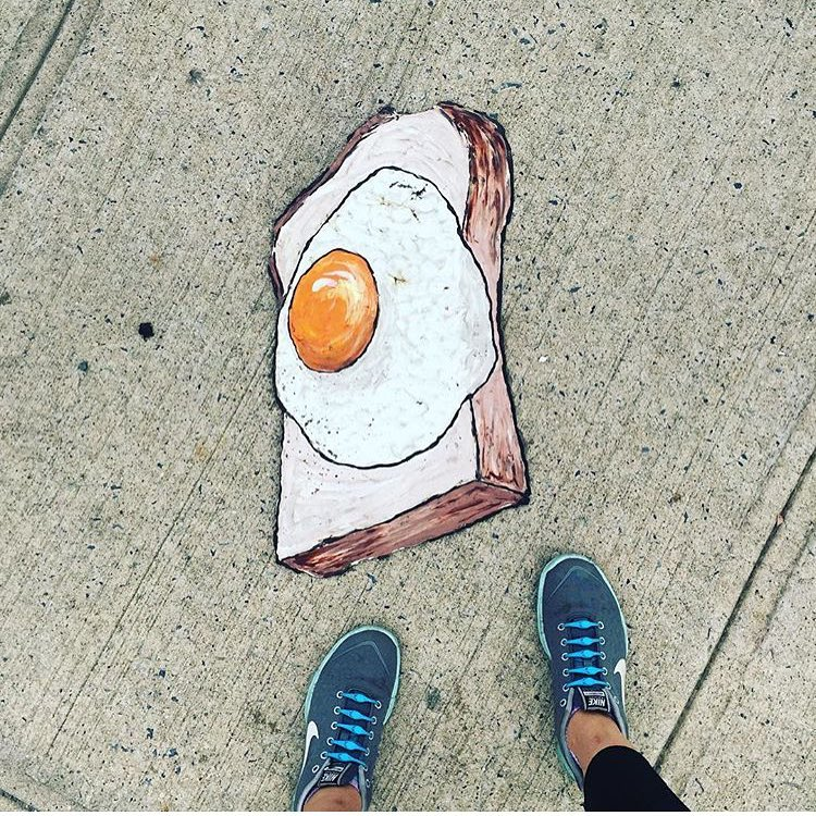 Friday's got @dylanbrown_nyc feel'n sunny side up