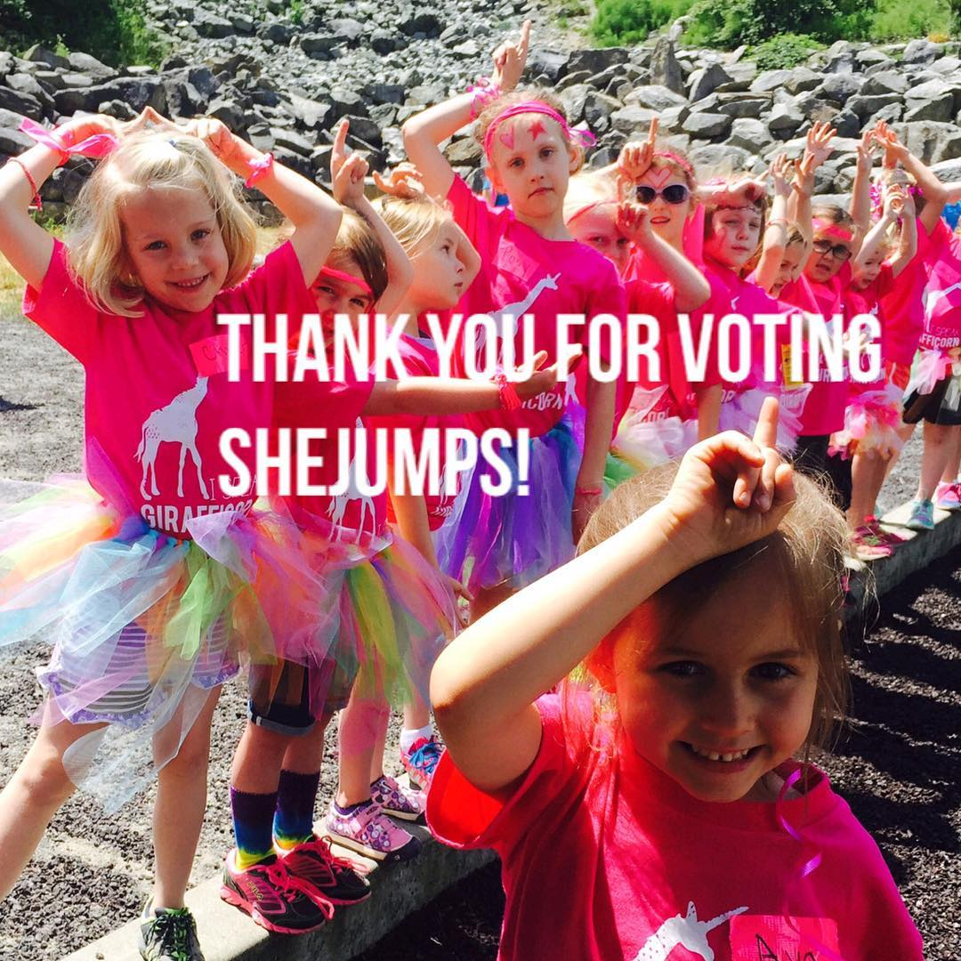 We are so happy to announce that @shejumps was named the winner of the #wealthisabout contest from @firstwesterntrust. That means we have $7,000 to invest in outdoor education for women & girls in the Jackson Hole area. Learn more about how we plan to...