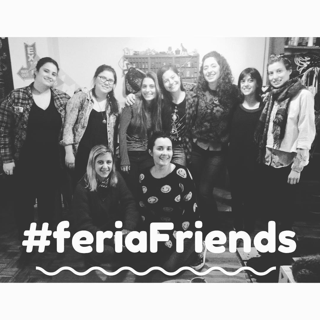 #feriaFriends gracias x venir! Hasta la próxima ⭐️